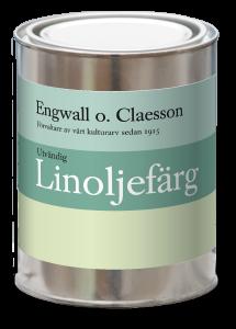 Linoljeförg Engwall o Claesson